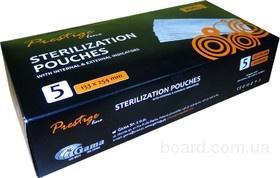 Пакеты для стерилизации Prestige Line №5 ( 133 x 254мм)
