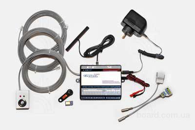 Gsm сигнализации системы сотового контроля «Кситал» от компании Грион