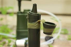 Туристический фильтр для очистки воды miniwel l600