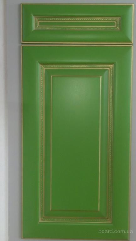 Предлагаем изготовление деревянных мебельных фасадов