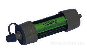 Туристический фильтр для очистки воды miniwel l630