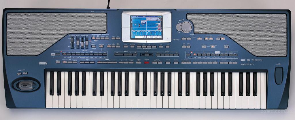 Korg PA800 Pro Arranger