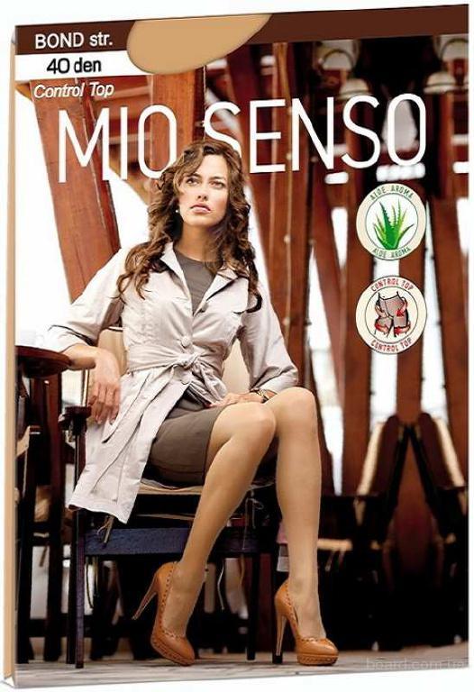 Качественные колготки Mio Senso от 20 den и больше