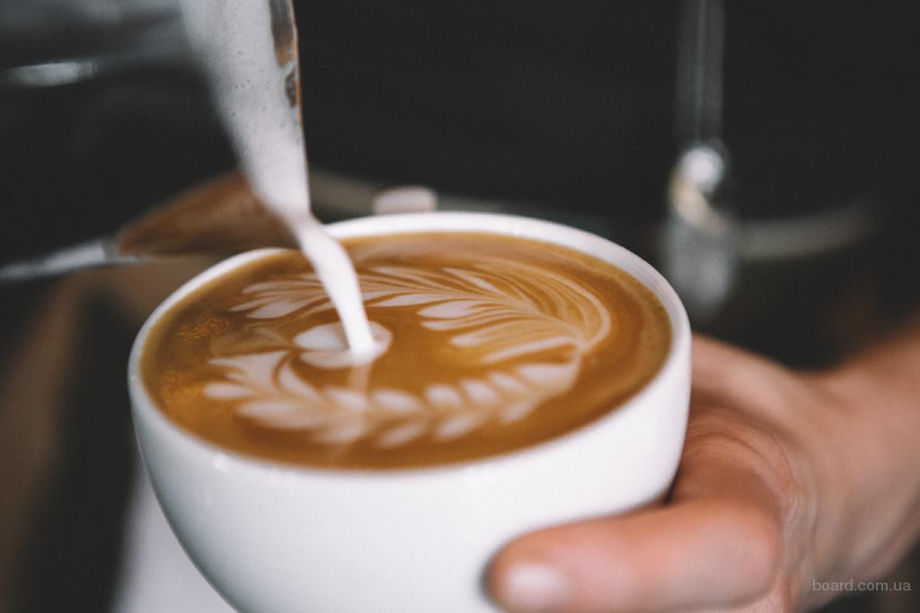 Хочешь пройти курсы бариста ? Научиться рисовать на кофе ?