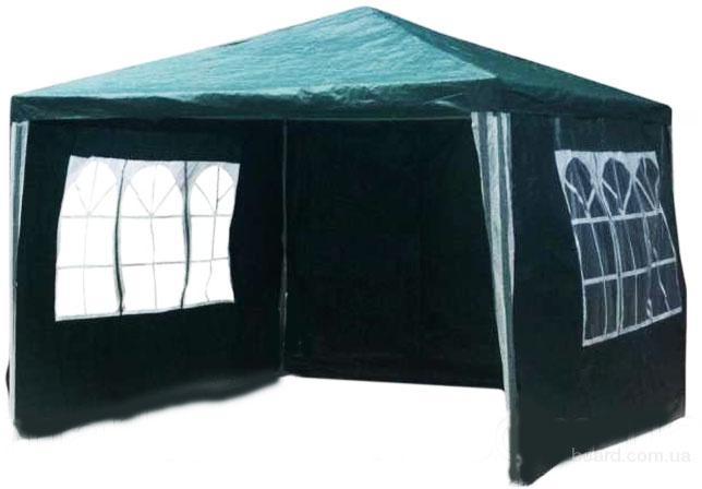 Торговый павильон 3х3, садовая палатка 4 стенки