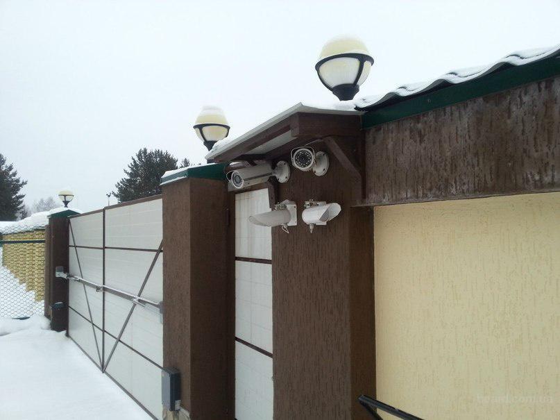 Обслуживание систем видеонаблюдения в Краматорске.