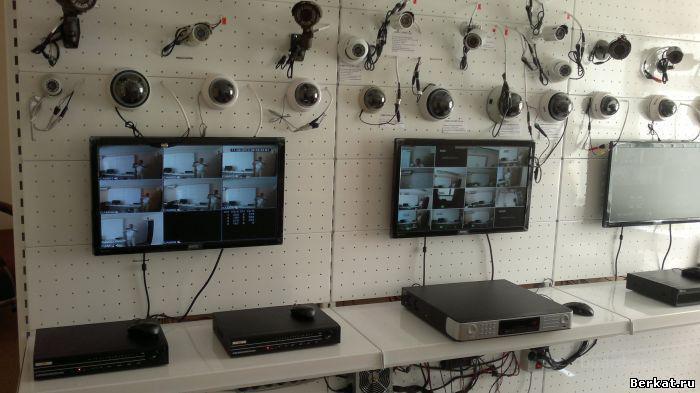 Наша компания установит видеонаблюдение.