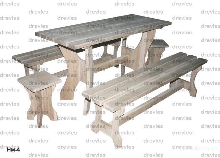 Набор мебели садовый / Нм-4
