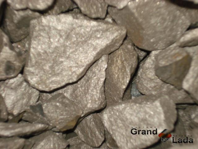 Феррохром низкоуглеродистый ФХ 015