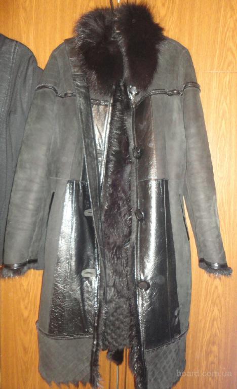 продам женскую дубленку и пальто