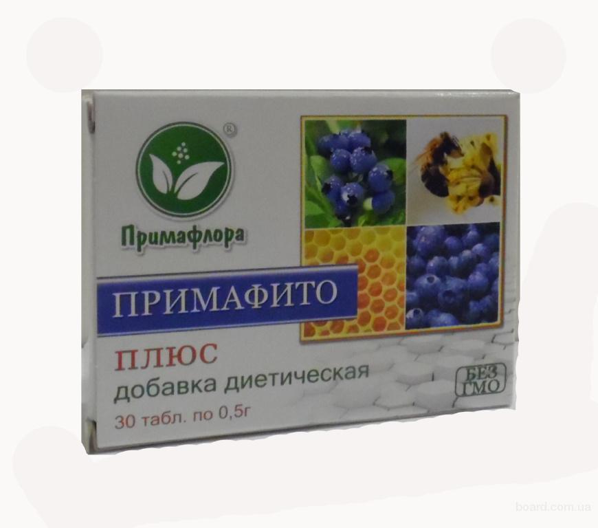 Примафито-Плюс для восстановления сил после болезней