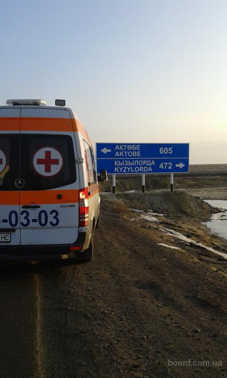 перевозка больных Казахстан