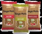 Продам соевые орешки в ассортименте ( с сыром, беконом, какао, васаби, зеленью, грибами)