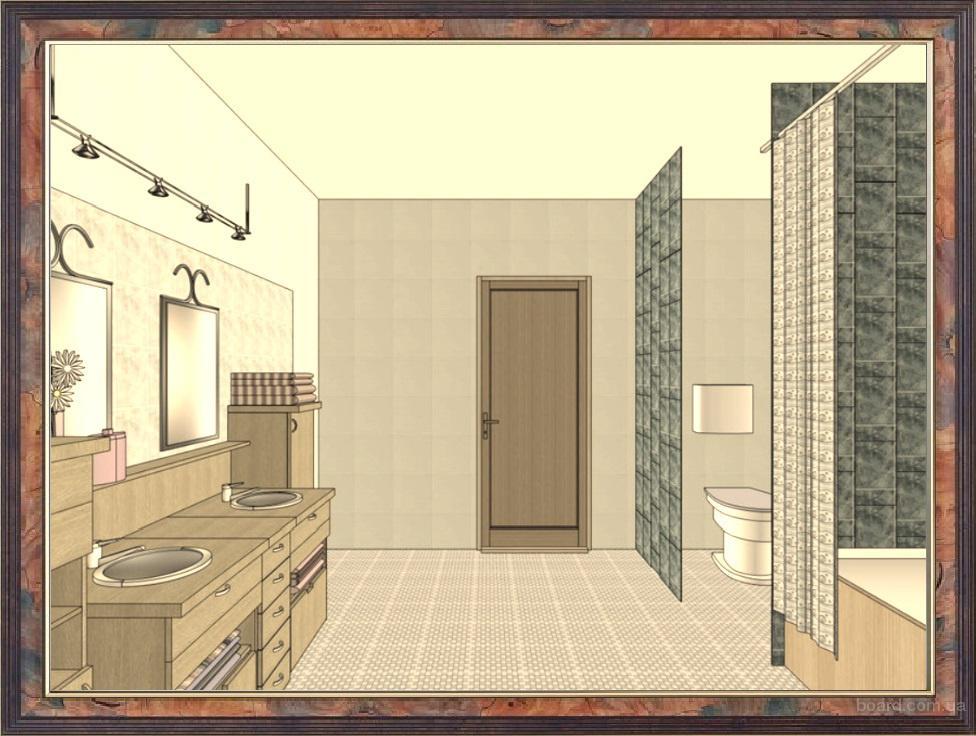 Мебель для душевой, ванной, туалетной комнаты, сауны