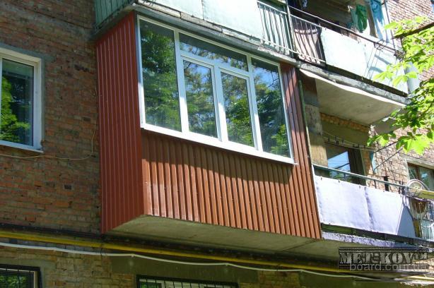 Ремонт и реставрация балкона предлагаю в харьков, украина. ц.