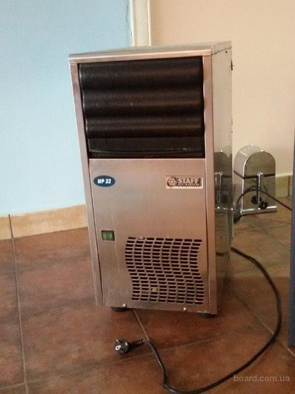 Продам бу льдогенератор Staff MP 22 (гарантия 6 месяцев)