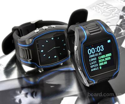 GPS трекер часы G170 с функцией телефона. Точность до 5м.