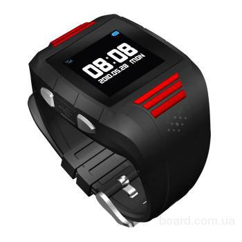 GPS трекер наручные часы DA-690 ( на русском языке ). Батарея 1000mAh. ЖК дисплей 1.44