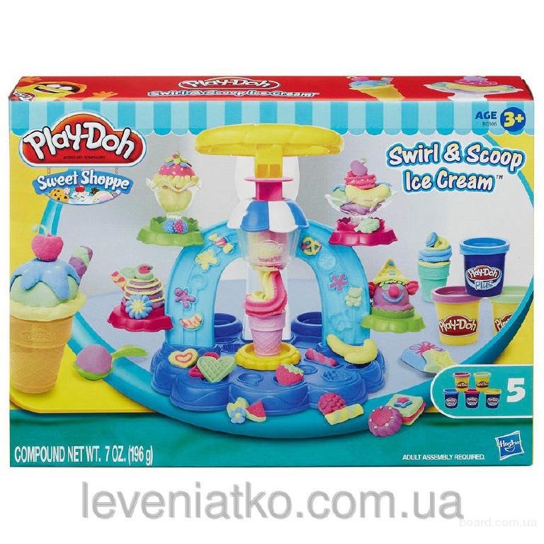 """Наборы для лепки Play-Doh Киев. Интернет-магазин детских игрушек """"Левенятко"""""""