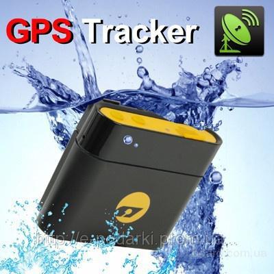 GPS трекер ТК 900-1 с SD картой памяти (макс. 2 Гб), водозащита IPX7. В комплекте магниты. Точность до 5м.