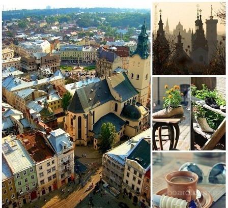 Тур выходного дня Львов! 2 дня 09-10.04.16