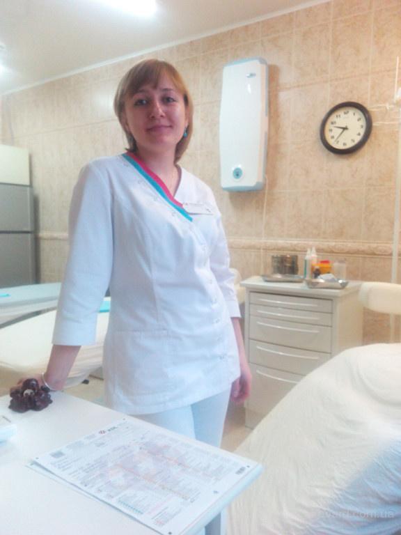 Медицинская сестра капельницы на дому