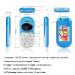 Детский мобильный телефон GPS трекер Q5 (G) Режим телефона. (производится для Великобритании)
