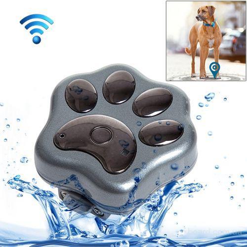 GPS трекер для собак и кошек RF-V30. Водонепроницаемый IP66. Цвет: черный