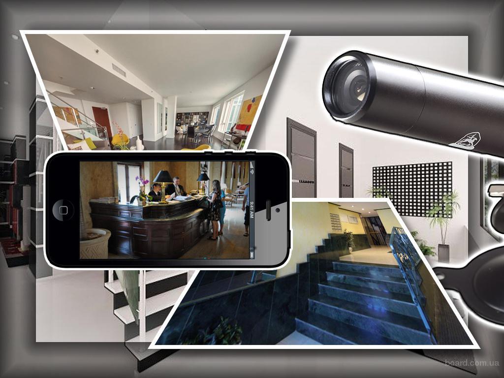 Проектирование, монтаж, установка и обслуживание систем видеонаблюдения.