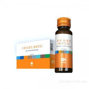 Пептидный напиток Тяньши, Мега средство для печени,Помощь в лечении болезней печени, в том числе и при гепатите А, В, С  Акция: 3уп=850гр