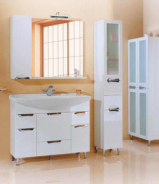 Мебель для ванной комнаты в Санкт-Петербурге