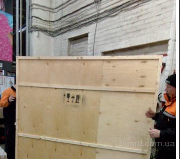 Упаковать огромные картины, надежная упаковка для пересылки и перевозки, Киев