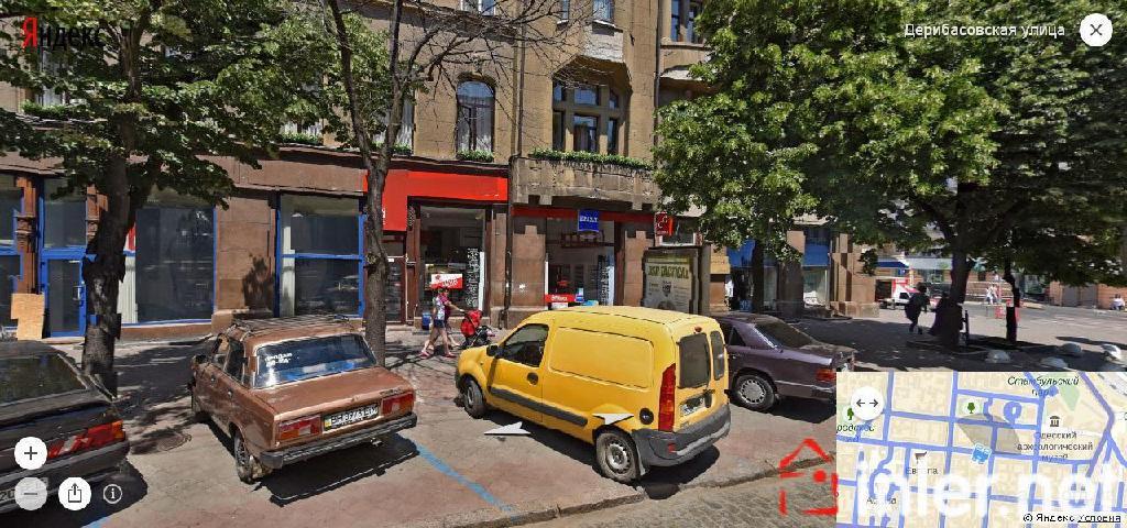 6177 Предлагается в аренду фасадное помещение на Дерибасовской