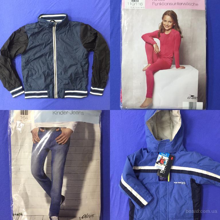 Сток детской одежды Mexx, Jana, Jbc