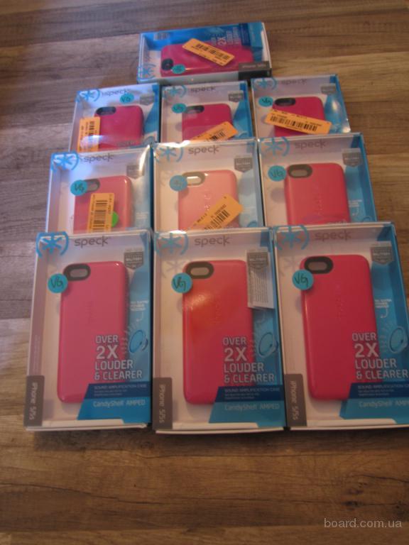 Speck CandyShell Amped Iphone 5s & Iphone 5 Cases (Чехлы из США)