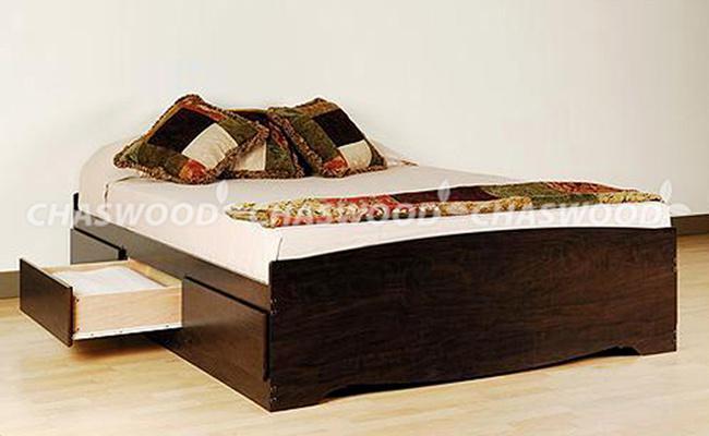 Двуспальная кровать Домино