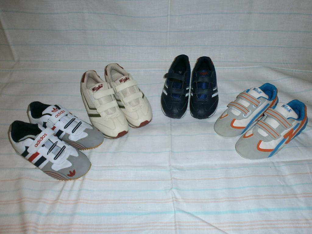 Новые кроссовки Wink