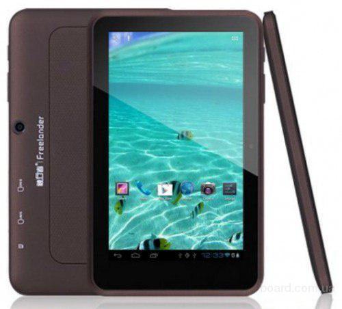"""Планшет-навигатор Freelander PD10 7"""" 3G 2sim Автокомплект"""