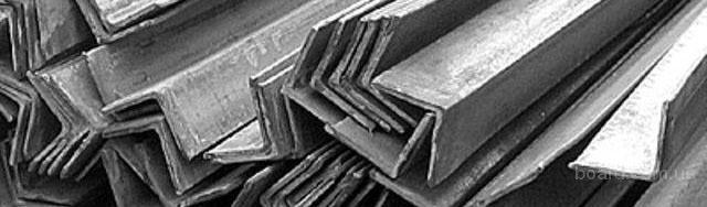 Уголок 125х80х8 стальной 09Г2С