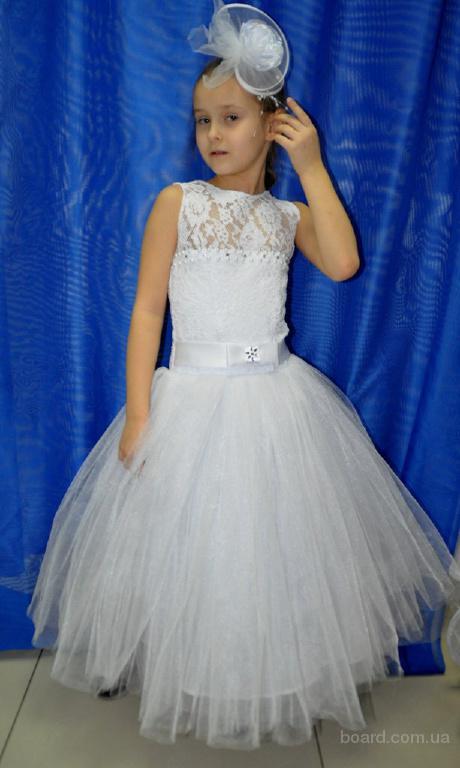 Выпускные нарядные платья для садика и школы 4-й класс