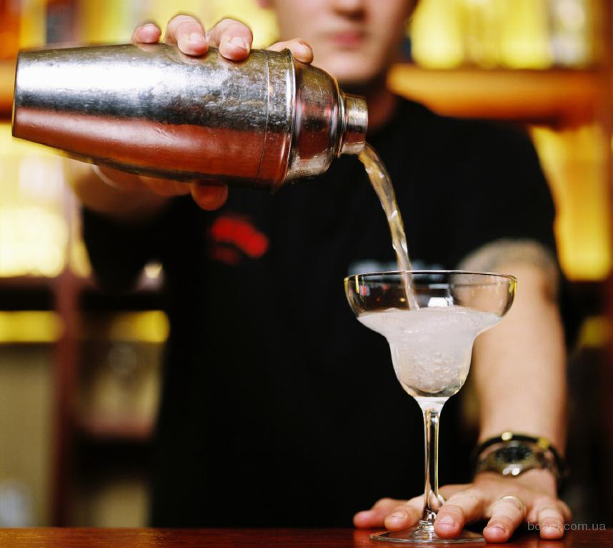бармен обучение