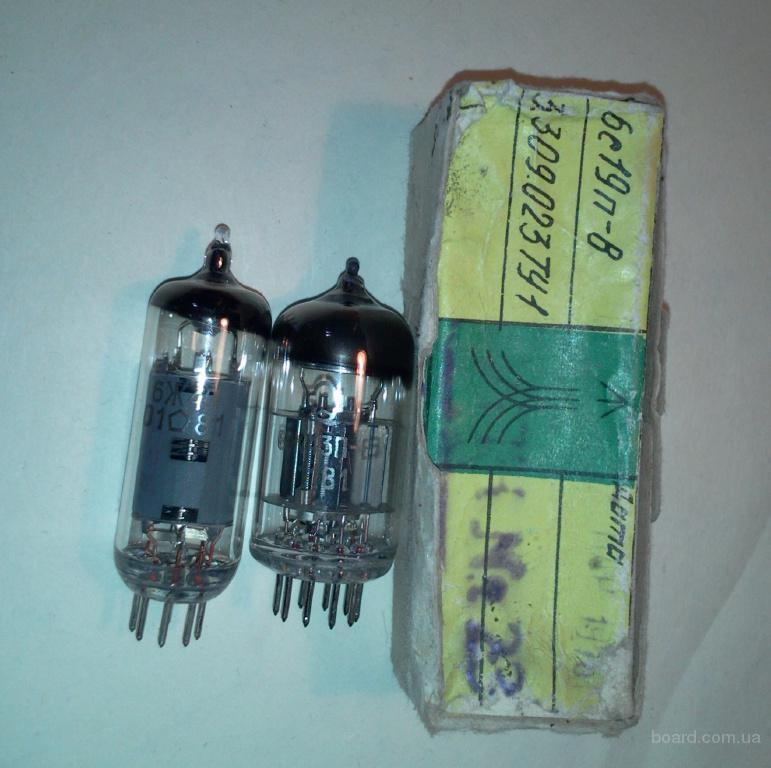 Продам   6Ж43П-Е, 6Ж4П, 6И1П, 6С19П-В, 6Н3П,6П23П, 6Х2П и др.