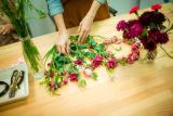 Курсы флористики, обучение флористов, курсы флористов