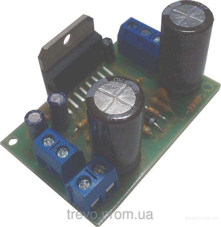 Аудио усилитель AMP-A2 на TDA7294