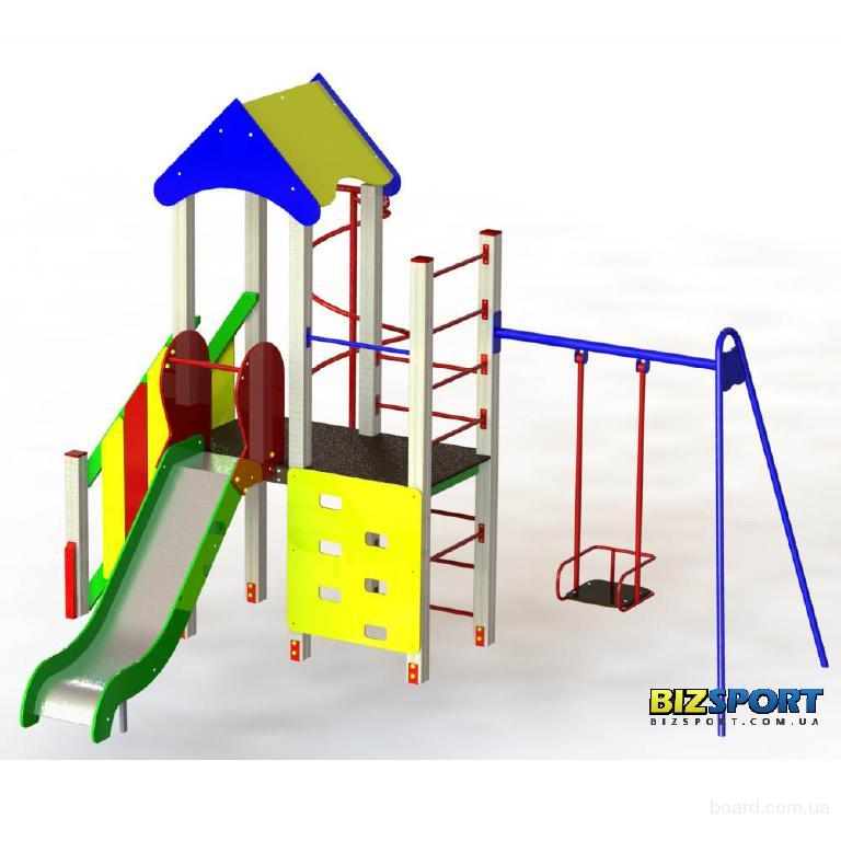 Детская площадка от производителя