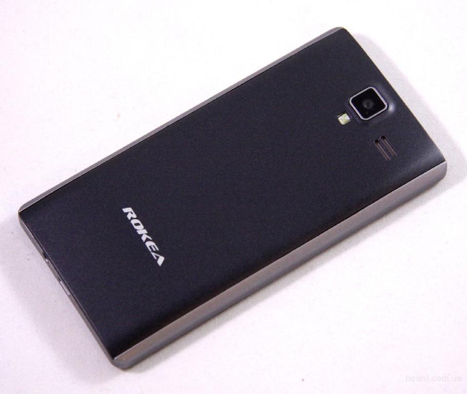 реплика Samsung RS90 2SIM, 4дюйм, IPS, чехол в подарок