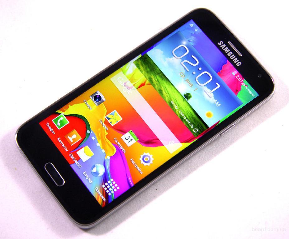 Samsung Galaxy S5 Duos 5. 1, 2 сим, 3G, IPS, Чехол-книжка