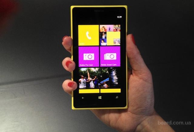 """Nokia Lumia 1020, 4"""", фабричная реплика, 2сим, камеры  3 мп"""