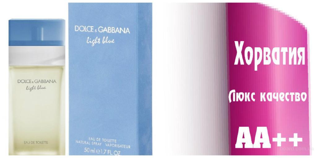 Dolce &Gabana Light Blue  Люкс качество ААА++ Оплата при получении Ежедневные отправки     Dolce &Gabana