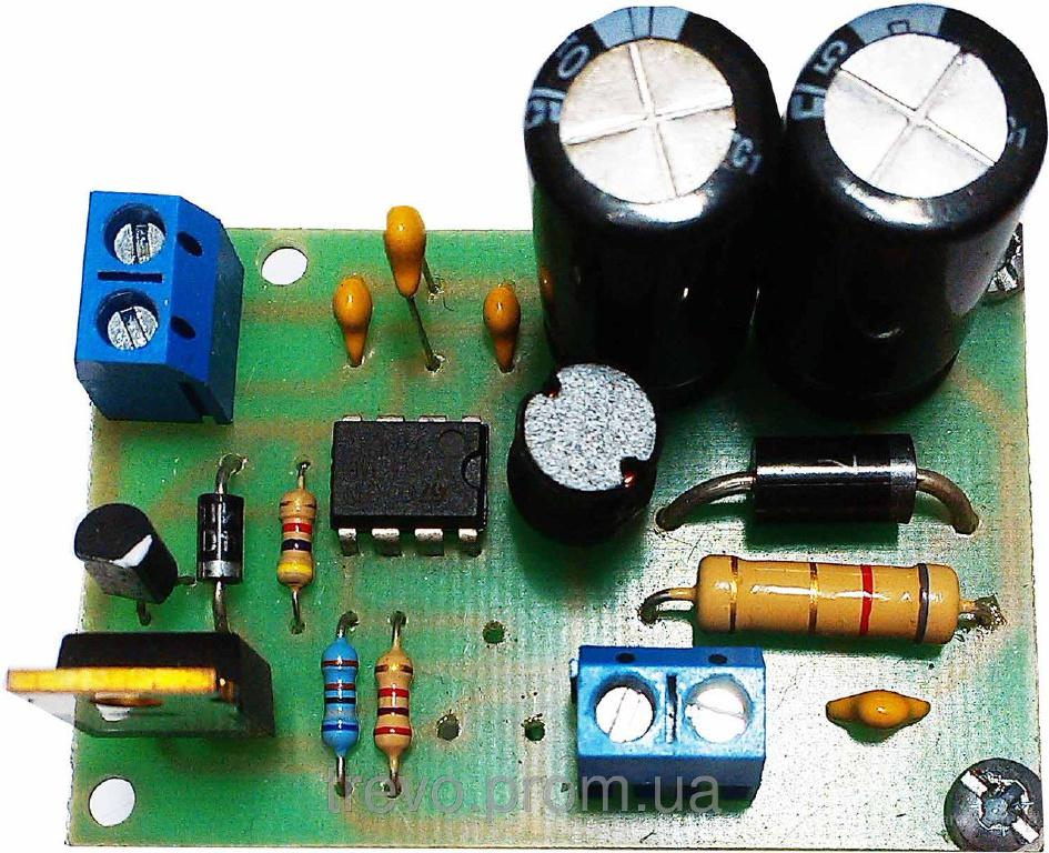 Драйвер мощного светодиода CREE – 150mA для автомобиля LED_AUTO_1